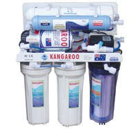 Máy lọc nước Kangaroo KG102 5 lõi lọc – không tủ