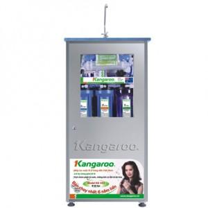 Máy lọc nước kangaroo KG103 RO 6 lõi lọc – có tủ inox