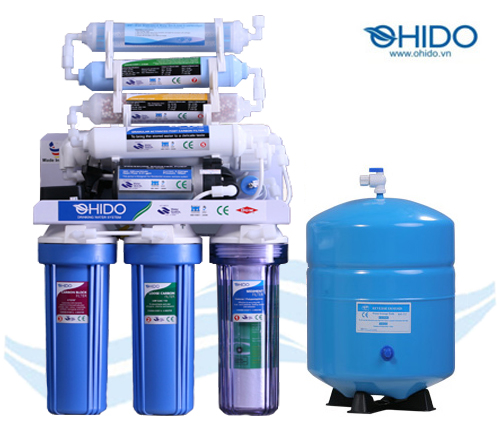 Sửa máy lọc nước Ohido