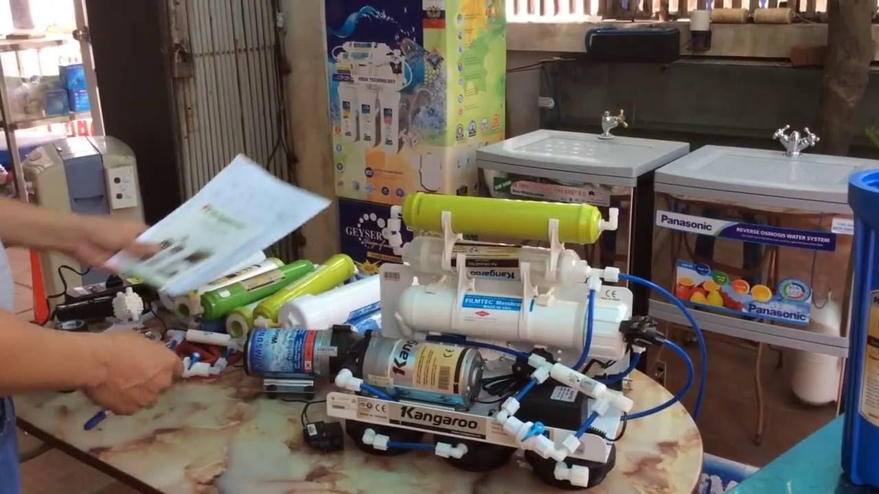 Sửa chữa máy lọc nước quận Ba Đình